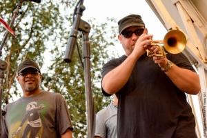Jeff Robinson, Dave Szebeda