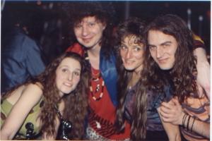 Susan Fiedler, Joey Campagna, Sarah Mendeslohn, Sebastian Steinberg